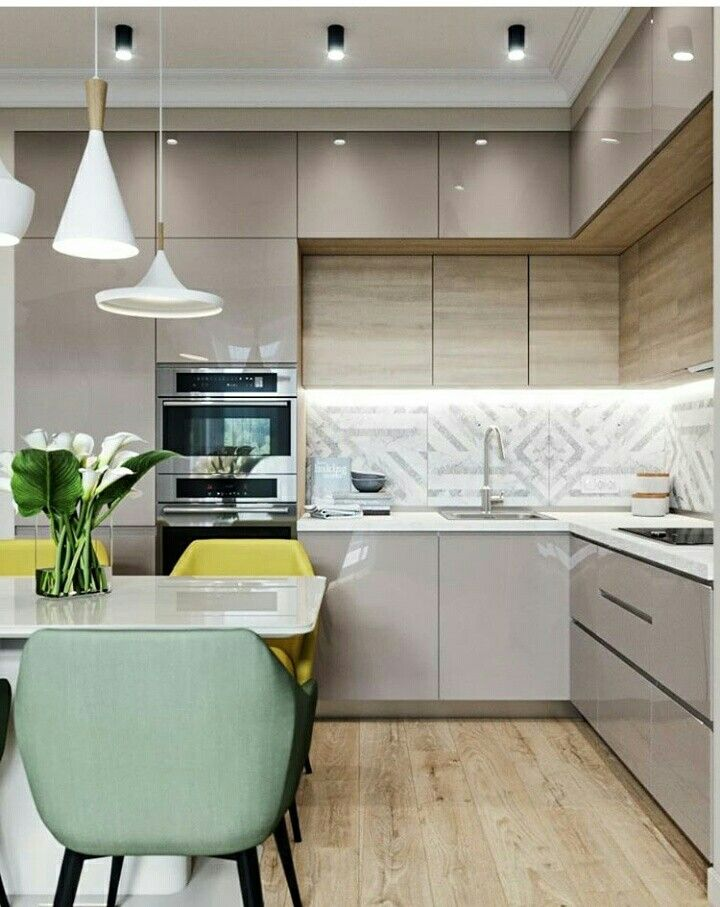 Pin By Tamanna Dugar On Kitchens In 2019 Kitchen Kitchen Design