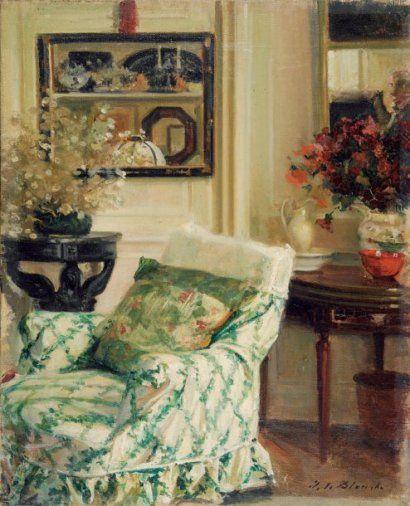 """Ventes aux enchères Paris JACQUES EMILE BLANCHE (1861-1942) """"Le ..."""