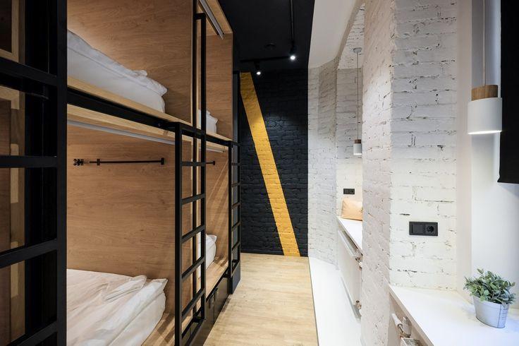 inBox Hotel: SmartBox capsules