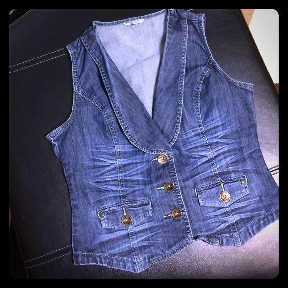 Mark & spencer indigo collection vest Vest Marks & spencer Jackets & Coats Vests