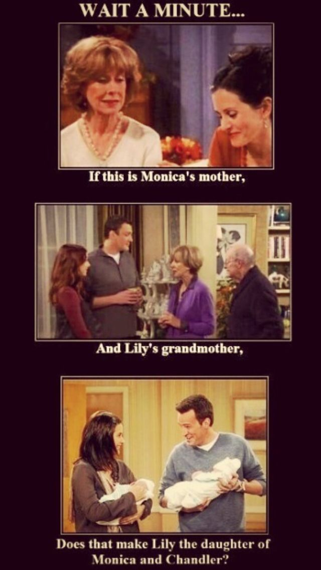 How I Met Your Mother Friends Episode : Images about how i met your mother vs friends on