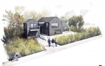 Crows Nest, Winchester, Hampshire, AR Design Studio