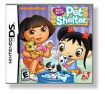 Half.com (Best Price $11.99):Nickelodeon characters Dora and Kai-lan need your help in finding the right families for a variety of pets in this DS game. While in the pet shelter, you'll need to ensure the animals are happy by bathing, feeding, grooming,