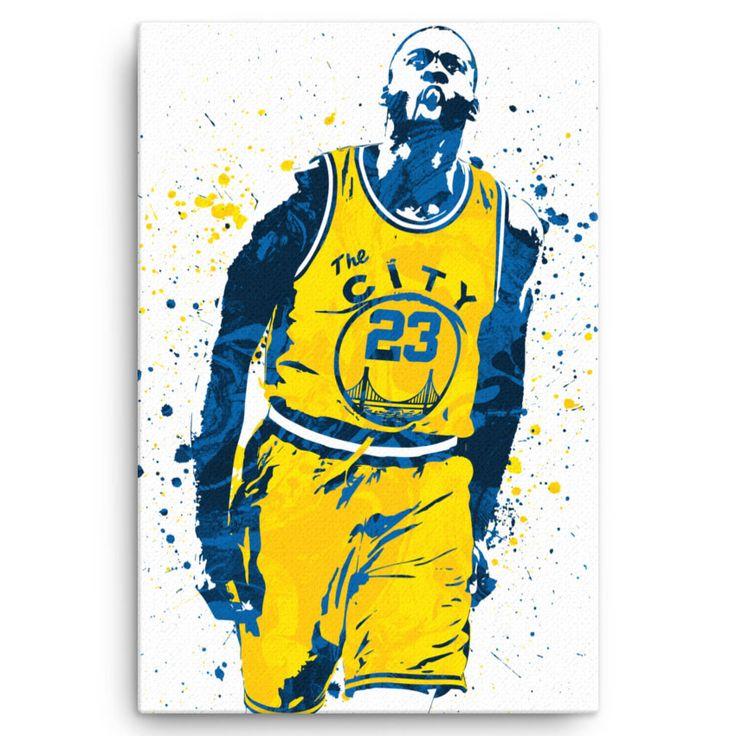 Draymond Green Golden State Warriors Poster