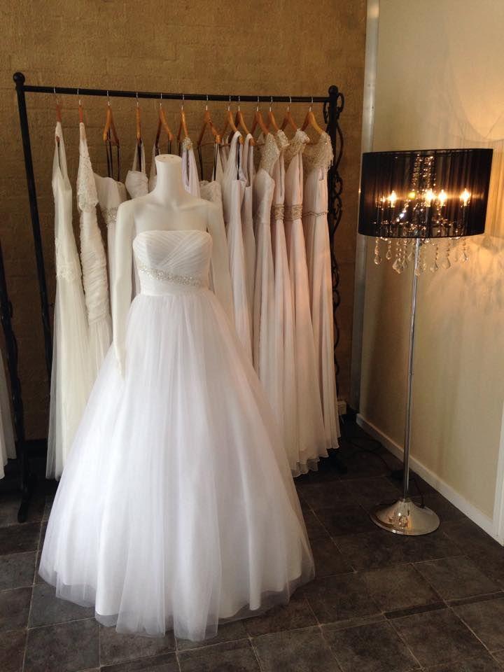 beautiful high waisted debutante dress