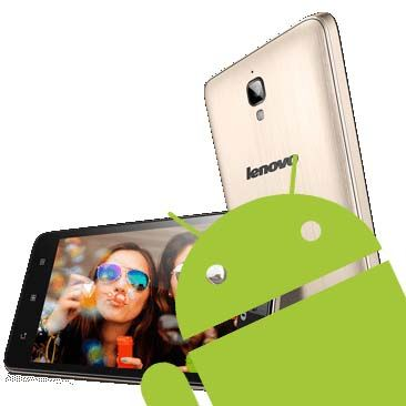 Menghubungkan Smartphone Android Lenovo S660 dengan komputer/laptop (Windows)