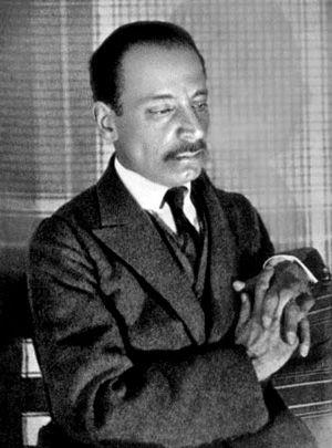 Rainer Maria Rilke.  (December 4, 1875 - December 29, 1926)