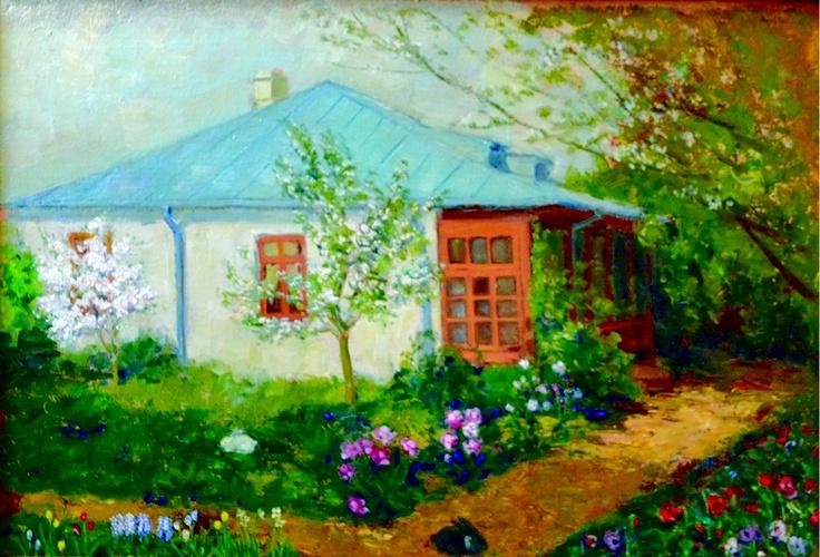 Costache Agafiţei - Primăvara în Țicău