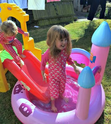 Jessica's Journey: Now you are five: milestone moments