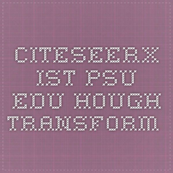 citeseerx.ist.psu.edu hough transform