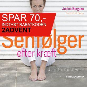 Bogen Senfølger efter kræft af Josina Bergsøe - Sahva