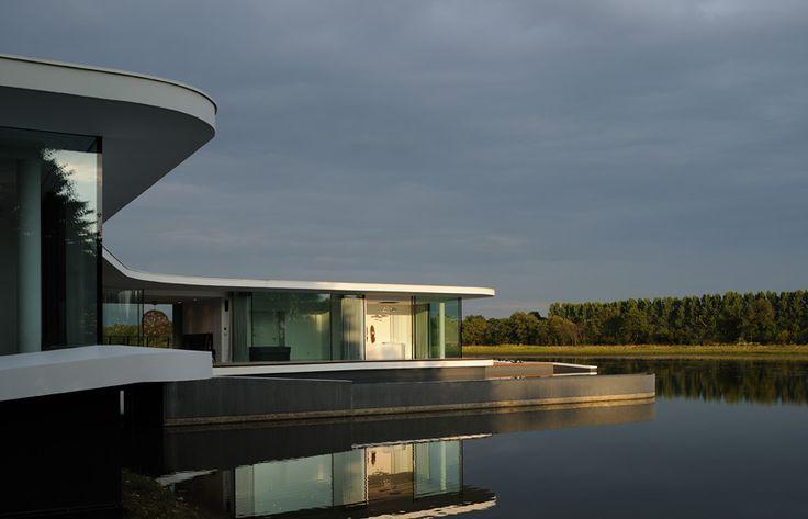 White Snake House - Pierre Minassian architecte - Ondulation