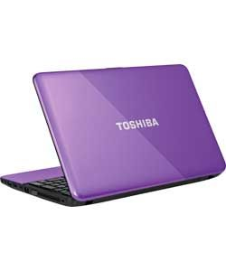 Toshiba C855 15.6 Inch Laptop. Purple combines the calm stability of blue and the fierce energy of red. #colour #colourpsychology #colourmeaning #toshiba #laptop #sprout #freedomtogrow #technology #device #purple #cute