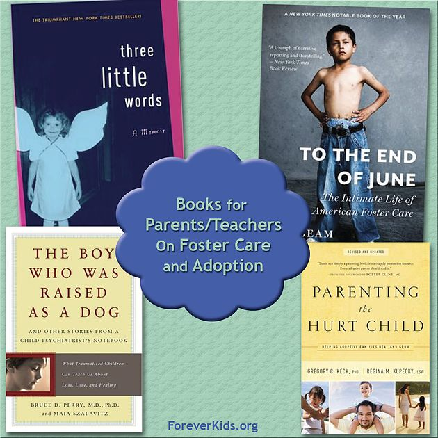 Case For Character | 30 Books For Foster Care & Adoption. I would add The Connected Child by Dr. Karyn Purvis as well. #fostercare