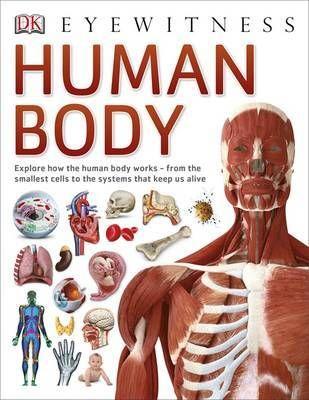 Human Body (DK Eyewitness)