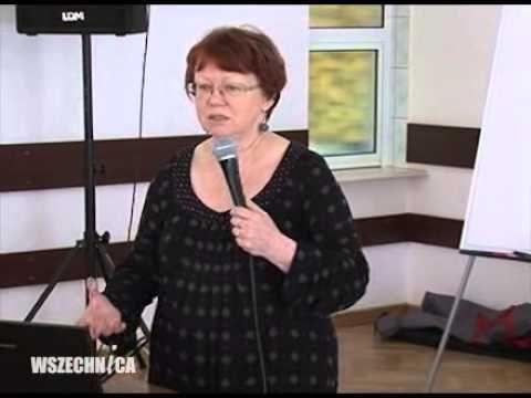 Fascynujący wykład prof. Anny Izabeli Brzezińskiej o tym jak małe dzieci poznają świat i uczą się otaczającej je rzeczywistości,