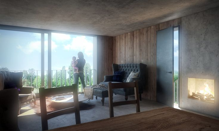Interior design for holiday accommodation in Northumberland  #cosy #hygge #interiordesign #