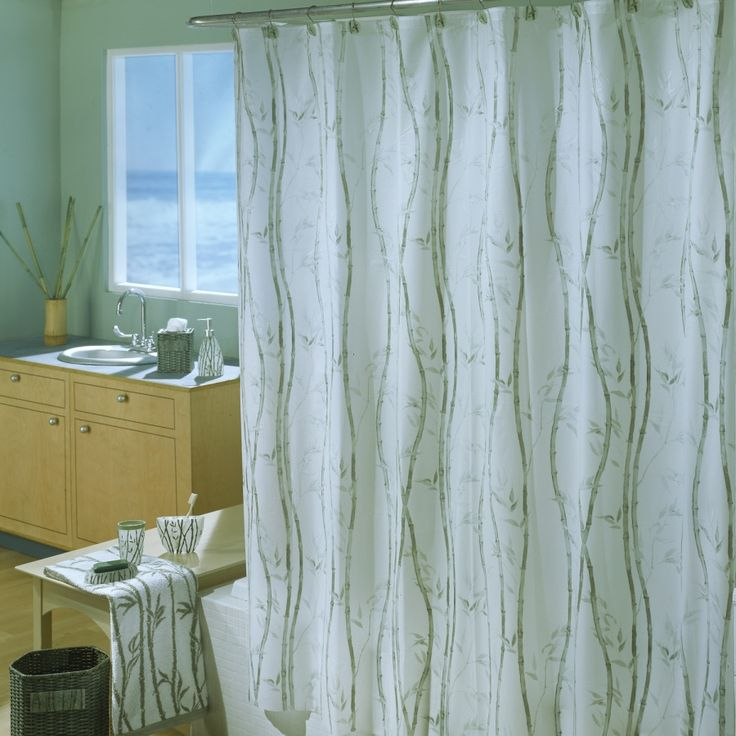 Shower And Window Curtain Sets Replace It With A New : Attractive Bathroom  Wall Shower And