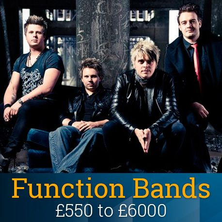 #hire a band - Function Bands by A1acts.com