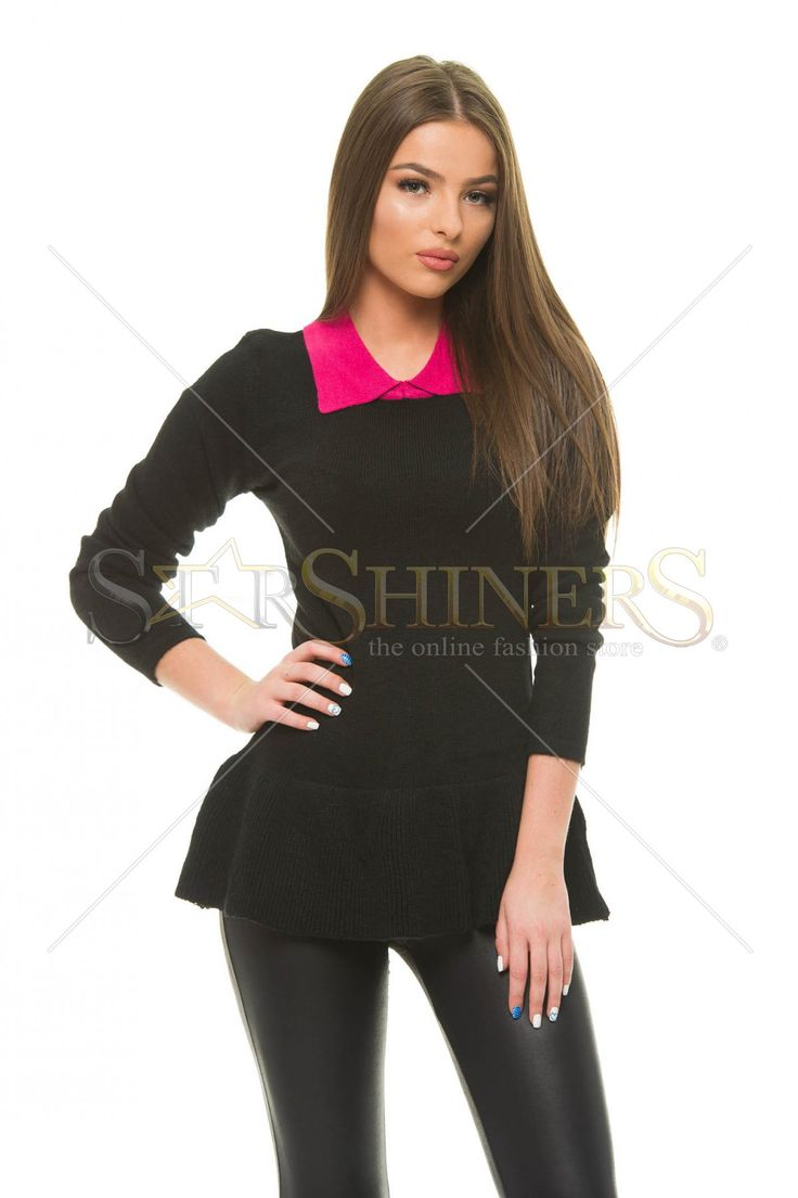 Bluza School Fashion Black
