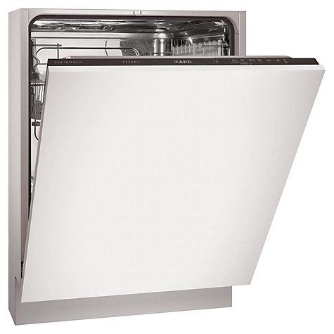 AEG F34030Vi0 Integrated Dishwasher Integrated