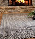 Main image for Bear Creek Rectangular Braided Wool Blend Rug, 4' x 6'