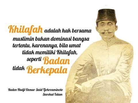 Abee Kmuqo: Khilafah Di Nusantara