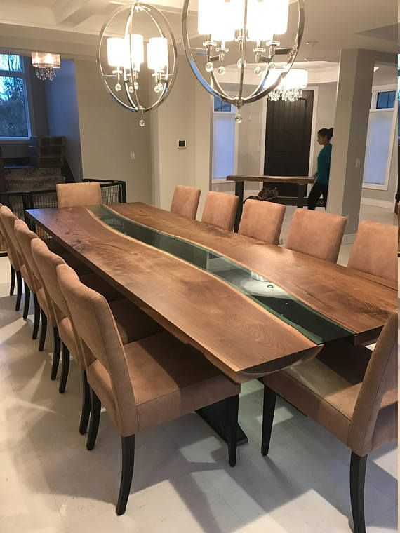 LuxEdge Furniture Co. Epoxy tables, River tables, Live ...