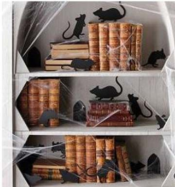 mice on the bookshelves world rat day april 4 decorate library or classroom bookshelves with paper