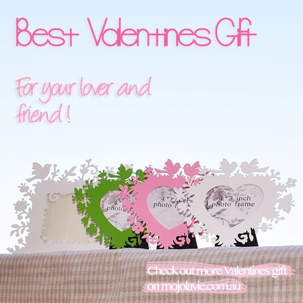 Best Valentines gift! Checkout on mojolavie.com.au