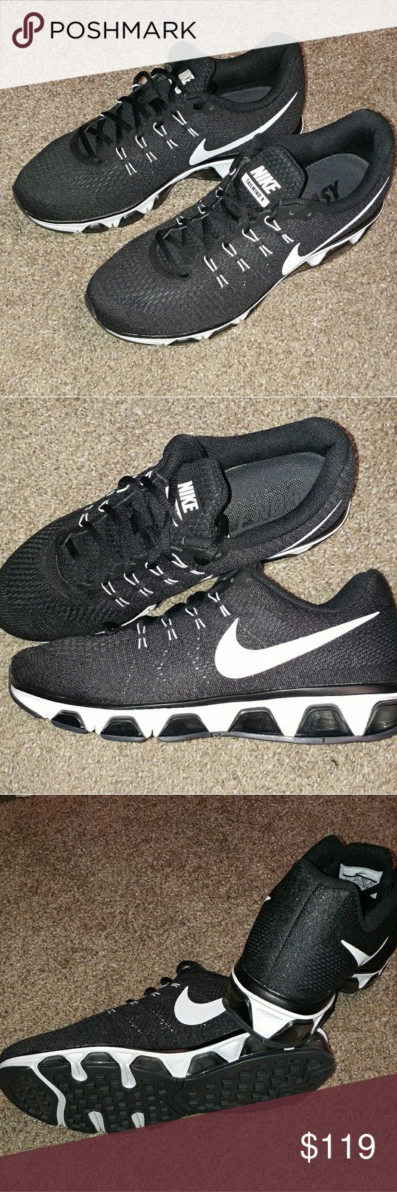 MENS 10.5 NIKE AIR MAX TAILWIND 8 RUNNING SHOES BRAND NEW WITH BOX (NO TOP)  FAST SHIPPING! Nike Shoes Athletic Shoes