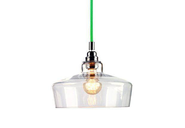 Lampa wisząca Longis, śr. 22,5 cm, Fabryka Form, cena: 299 zł