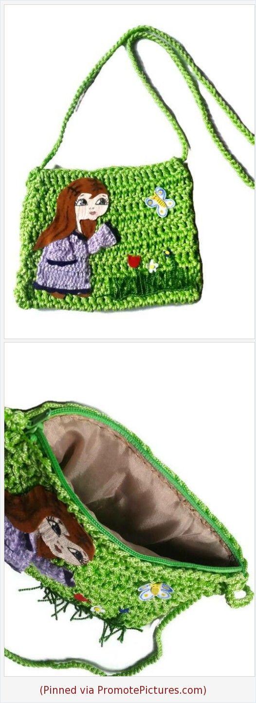 Teen girl gift idea Green small bag Crochet hand bag 5th birthday gift Granddaughter gift Weaving bag Crochet bag Green small bag https://www.etsy.com/AMdollstoys/listing/573142308/teen-girl-gift-idea-green-small-bag?ref=shop_home_active_4  (Pinned using https://PromotePictures.com)