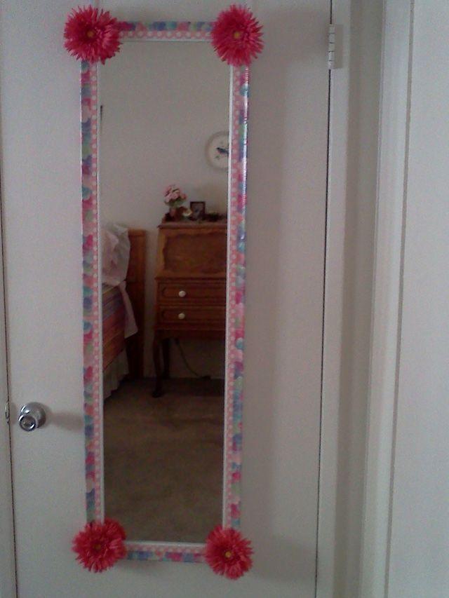 Best 20+ Decorate a mirror ideas on Pinterest