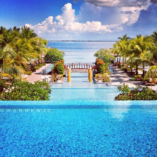 Crimson resort, Cebu Philippines - @Joyce Warren- #webstagram