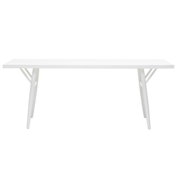 The perfect table,  Pirkka table, white