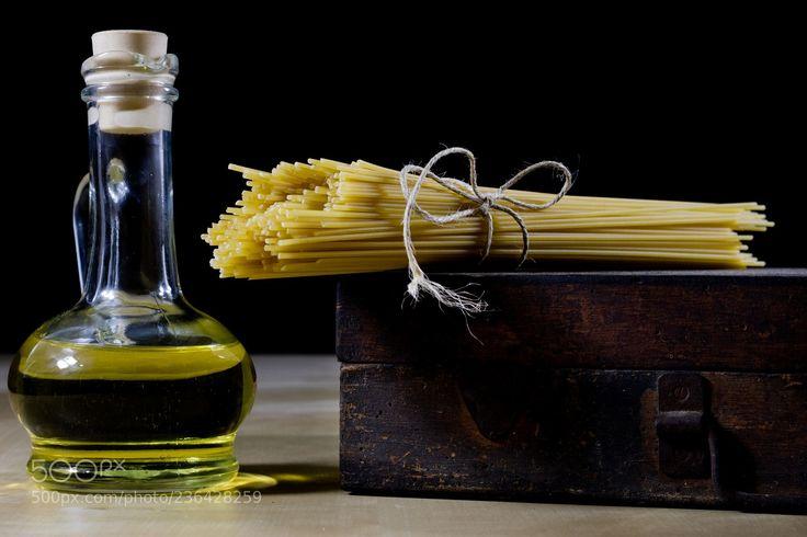 pasta (Piotr Wytrążek / Człuchów / Polska) #Canon EOS M3 #food #photo #delicious