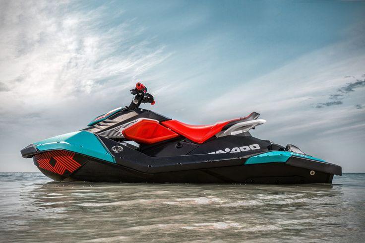 Sea-Doo Spark Trixx Jetski 0