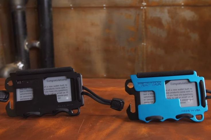 Trayvax Original Wallet Review