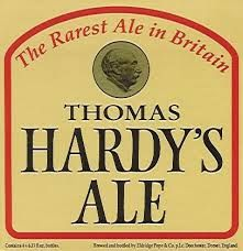 Thomas Hardy's ale: ale from one year