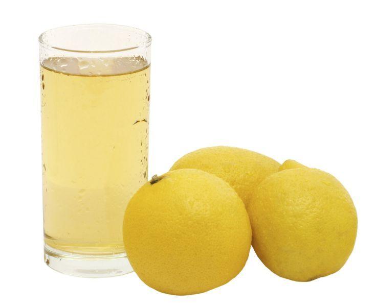 Limonáda z bieleho vína - Limonade de vin blanc
