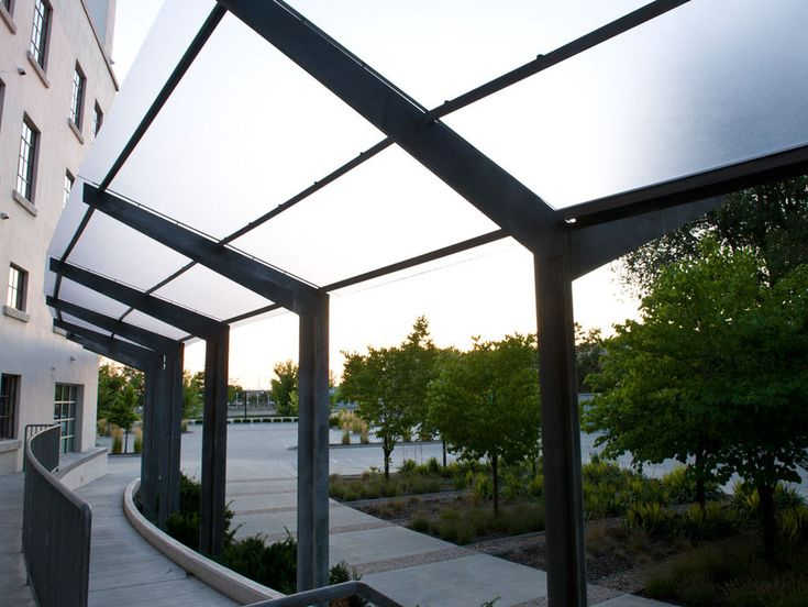 26 best cam kap sa a glass canopy images on pinterest for Metal sun shade structures