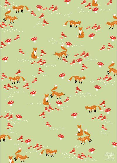 print & pattern: NEW SEASON - solitaire