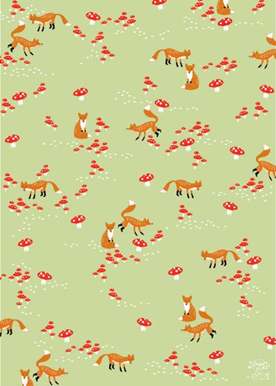 print & pattern: NEW SEASON - solitaire