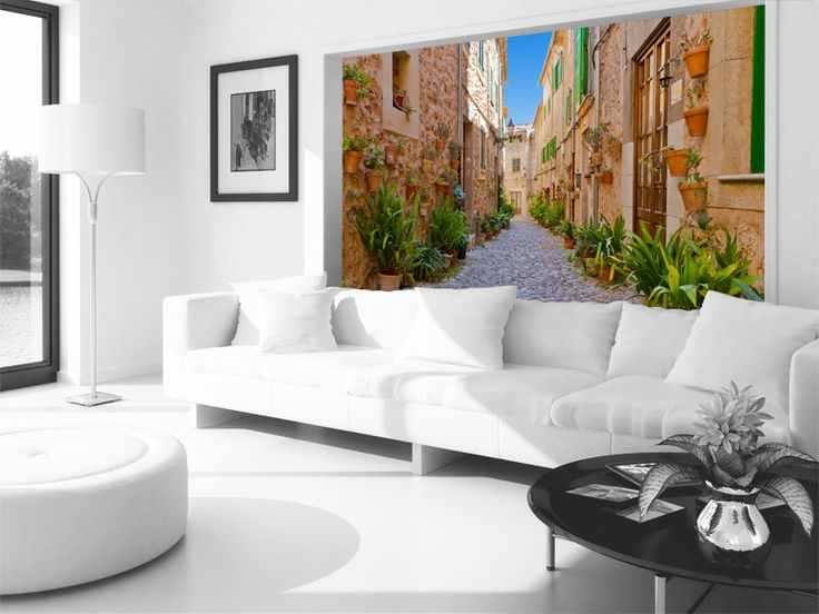 Let the home come to life. 10% discount code when placing your order on www.wallpaper24.co.uk is - 10%chill -