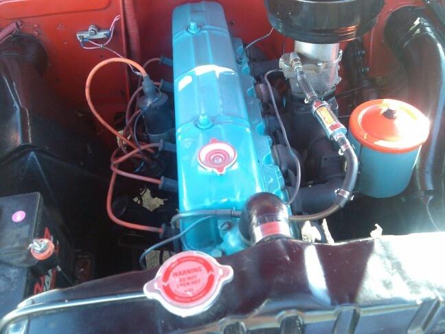 D D Eb D F E E Classic Trucks Heart on Dodge Flathead Engine Rebuild