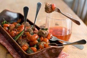 Reel food: Past Oscar winners inspire sips, snacks.