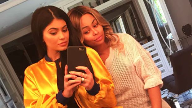 Blac Chyna Shares Flirty Video Listening to Travis Scott Song – Taunting Kylie Jenner? https://tmbw.news/blac-chyna-shares-flirty-video-listening-to-travis-scott-song-taunting-kylie-jenner  Is Blac Chyna trying to steal Travis Scott from right under Kylie Jenner's nose!? She posted a Snapchat video of herself listening to his song, which seems to be a not-so-subtle message to the rapper and reality star. Watch here and see what we mean!It's no secret that Blac Chyna, 29, and Kylie Jenner…