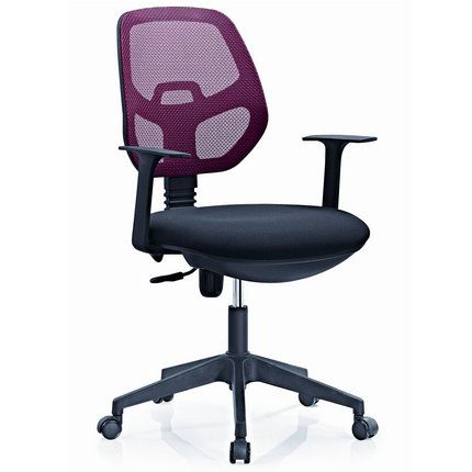 China Factory Butterfly Mechanism Mesh Staff Movable Office Chair Adjustable Height Computer Seats China Foshan Staff Office Chair Cheap Office Chairs Chair