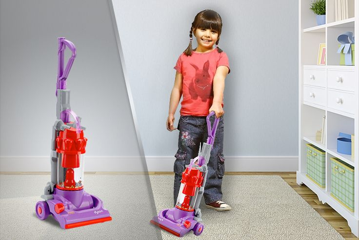 Kids' Dyson Vacuum Cleaner Toy